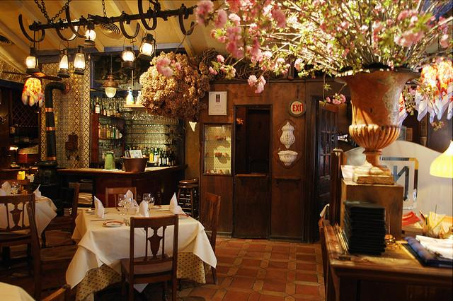 Top 5 places in nyc to enjoy easter brunch julep by for Home decorations nyc